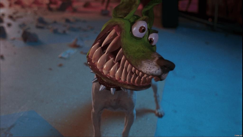 """Imágen de perro """"Milo"""" de La Mascara"""
