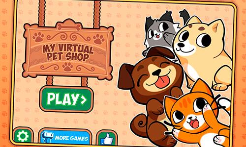 Imagen juego Android: Mi tienda de mascota virtual