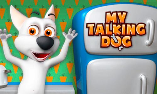 Juegos para android: Mi perro virtual que habla