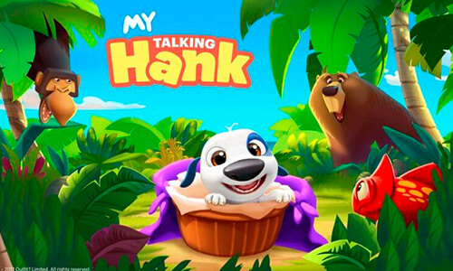 Fotode app My Taking Hank para dispositivos Android