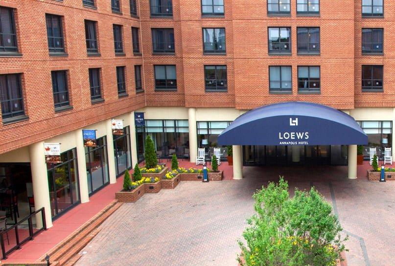 Imágen del Loews Annapolis Hotel, Annapolis, Maryland
