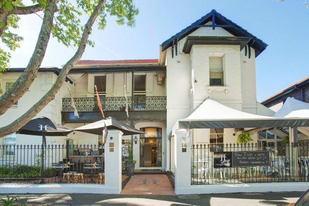 El hotel Hughenden de Sydney