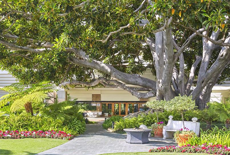 Fairmont Miramar Hotel & Bungalows, Santa Mónica, California